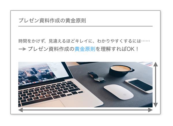 PowerPoint,画像,縦横比