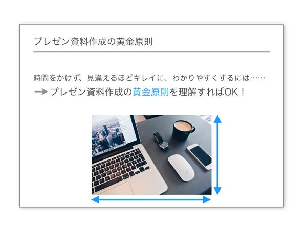 PowerPoint,画像,比率