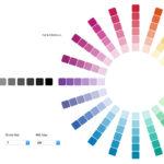 ビジネス,デザイン,レイアウト,パワーポイント,配色,色相環